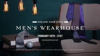 Men's Wearhouse Suit-to-Sole Sale TV Spot, 'Step In' - Thumbnail 8