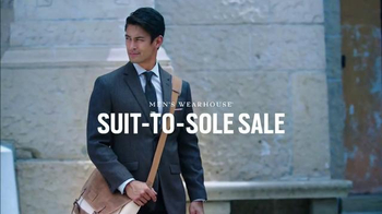 Men's Wearhouse Suit-to-Sole Sale TV Spot, 'Step In' - Thumbnail 1