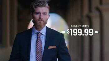 Men's Wearhouse Suit-to-Sole Sale TV Spot, 'Step In' - Thumbnail 2