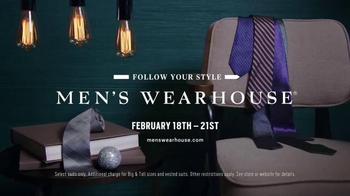 Men's Wearhouse Suit-to-Sole Sale TV Spot, 'Step In' - Thumbnail 7