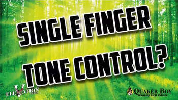 Quaker Boy Elevation Series Trigger Finger TV Spot, 'Control' - Thumbnail 1