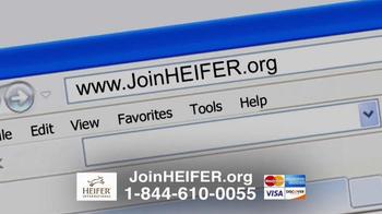 Heifer International TV Spot, 'Thousands of Children' - Thumbnail 6