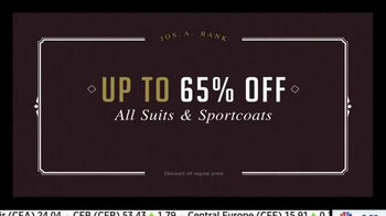 JoS. A. Bank Buy More, Save More Sale TV Spot, 'Stock Up on Suits' - Thumbnail 2