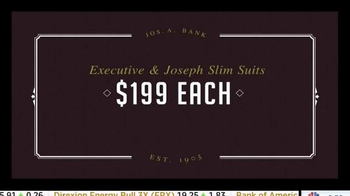 JoS. A. Bank Buy More, Save More Sale TV Spot, 'Stock Up on Suits' - Thumbnail 5