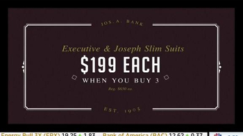 JoS. A. Bank Buy More, Save More Sale TV Spot, 'Stock Up on Suits' - Thumbnail 6