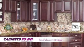 Cabinets to Go TV Spot, 'Sweet Savings' - Thumbnail 2