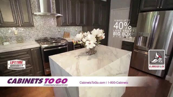 Cabinets to Go TV Spot, 'Sweet Savings' - Thumbnail 3