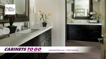 Cabinets to Go TV Spot, 'Sweet Savings' - Thumbnail 5