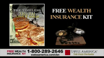Swiss America TV Spot, 'An Important Question' Featuring Pat Boone - Thumbnail 9