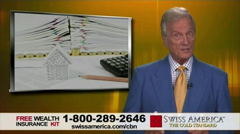 Swiss America TV Spot, 'An Important Question' Featuring Pat Boone - Thumbnail 5
