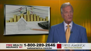 Swiss America TV Spot, 'An Important Question' Featuring Pat Boone - Thumbnail 6
