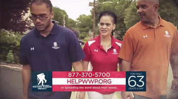 Wounded Warrior Project TV Spot, 'Andrew Harriman' - Thumbnail 7