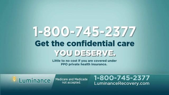 Luminance Recovery TV Spot, 'Confidential Care' - Thumbnail 5