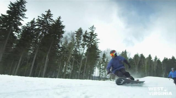 West Virginia Division of Tourism TV Spot, 'Ski & Snowboard' - Thumbnail 3