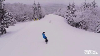 West Virginia Division of Tourism TV Spot, 'Ski & Snowboard' - Thumbnail 4