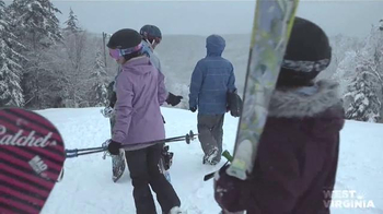 West Virginia Division of Tourism TV Spot, 'Ski & Snowboard' - Thumbnail 5