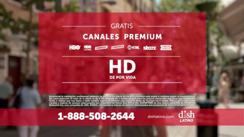 DishLATINO TV Spot, 'Tres años de precio fijo garantizado' [Spanish] - Thumbnail 7