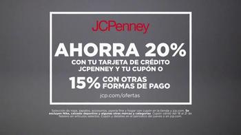 JCPenney Venta Para Comprar de Todo TV Spot, 'Ropa activa' [Spanish] - Thumbnail 6