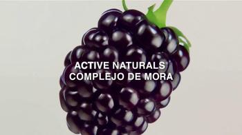 Aveeno Absolutely Ageless Collection TV Spot, 'Zarzamoras' [Spanish] - Thumbnail 4