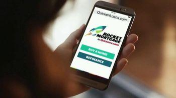 Quicken Loans Rocket Mortgage TV Spot, 'Fireplace' - Thumbnail 9