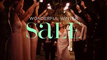 David's Bridal Wonderful Winter Sale TV Spot, 'It's Time' - Thumbnail 1