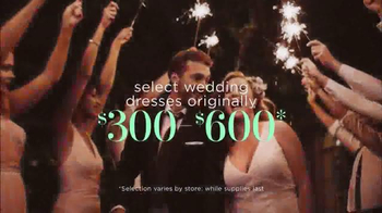 David's Bridal Wonderful Winter Sale TV Spot, 'It's Time' - Thumbnail 2