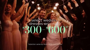 David's Bridal Wonderful Winter Sale TV Spot, 'It's Time' - Thumbnail 3