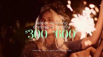 David's Bridal Wonderful Winter Sale TV Spot, 'It's Time' - Thumbnail 4