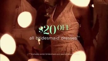 David's Bridal Wonderful Winter Sale TV Spot, 'It's Time' - Thumbnail 6