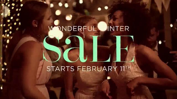 David's Bridal Wonderful Winter Sale TV Spot, 'It's Time' - Thumbnail 7