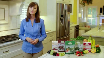 Real Health Superfoods Kale TV Spot, 'Meatloaf, Soups and Pizza' - Thumbnail 1