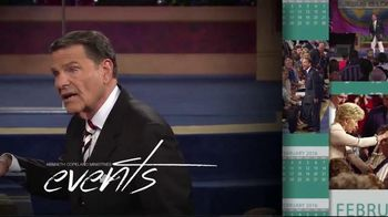 Kenneth Copeland Ministries TV Spot, '2016 KCM Events: February-July'