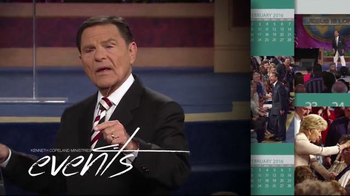 Kenneth Copeland Ministries TV Spot, '2016 KCM Events: February-July' - Thumbnail 1