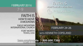 Kenneth Copeland Ministries TV Spot, '2016 KCM Events: February-July' - Thumbnail 5