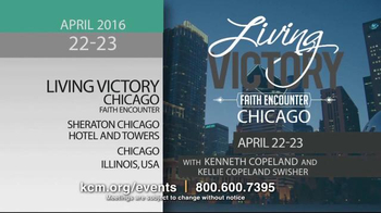 Kenneth Copeland Ministries TV Spot, '2016 KCM Events: February-July' - Thumbnail 7