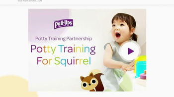 Huggies Pull-Ups TV Spot, 'Potty Training' - Thumbnail 8