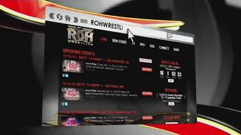 ROH Wrestling TV Spot, 'Live on Tour' - Thumbnail 3
