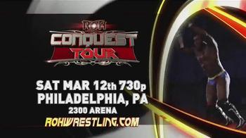 ROH Wrestling TV Spot, 'Live on Tour' - Thumbnail 2
