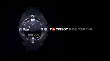 Tissot TV Spot, 'This Is Your Time: NBA' - Thumbnail 7