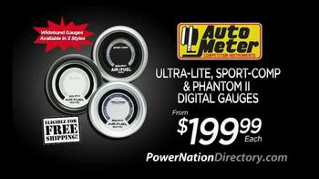PowerNation Directory TV Spot, 'Gauges, Harnesses and Carburetors - Thumbnail 3
