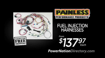 PowerNation Directory TV Spot, 'Gauges, Harnesses and Carburetors - Thumbnail 4