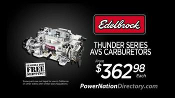 PowerNation Directory TV Spot, 'Gauges, Harnesses and Carburetors - Thumbnail 5
