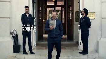 H&M TV Spot, \'Modern Essentials Selected by David Beckham: Spring 2016\'