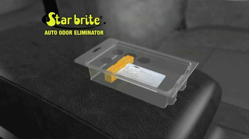 Star Brite Auto Odor Eliminator TV Spot, 'Fight the Source of Stink' - Thumbnail 2