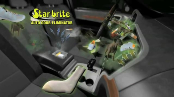 Star Brite Auto Odor Eliminator TV Spot, 'Fight the Source of Stink' - Thumbnail 3