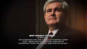 New Day for America TV Spot, 'Newt' - Thumbnail 4