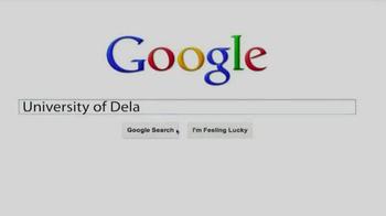 University of Delaware TV Spot, 'Home' Song by Phillip Phillips - Thumbnail 1