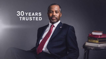 Carson America TV Spot, 'We Can Trust Ben Carson to Keep Us Safe'
