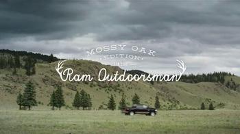 2016 Ram 1500 TV Spot, 'Outdoorsman: Shooting Range' - Thumbnail 1