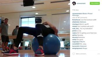 adidas TV Spot, 'Here to Create: Caroline Wozniacki' - Thumbnail 4